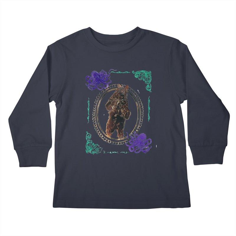Dinner Kids Longsleeve T-Shirt by donhudgins's Artist Shop