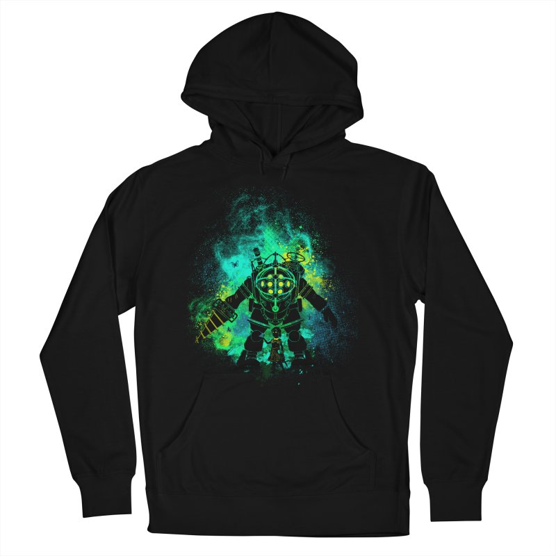 Rapture Art Women's Pullover Hoody by Donnie's Artist Shop
