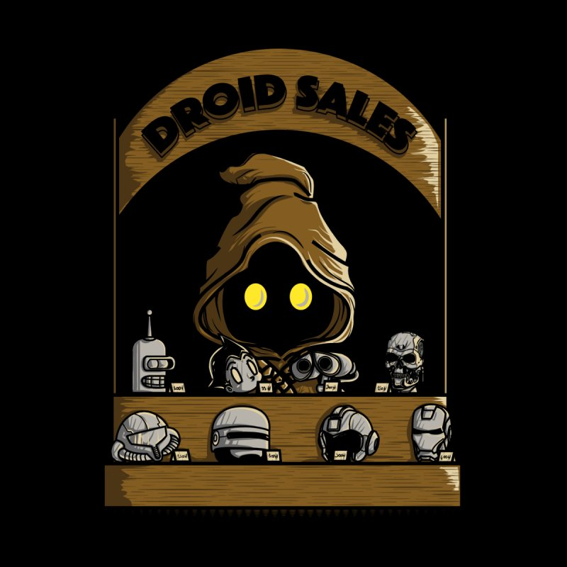 Droid sales by Donnie's Artist Shop