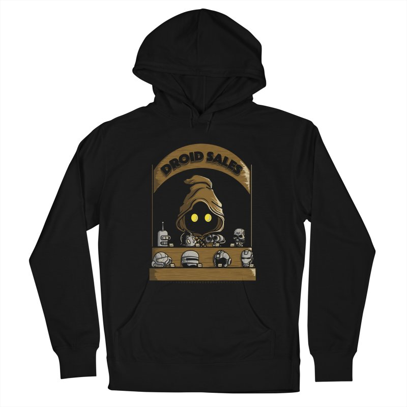 Droid sales Men's Pullover Hoody by Donnie's Artist Shop
