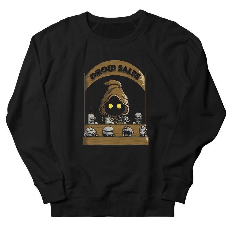 Droid sales Men's Sweatshirt by Donnie's Artist Shop