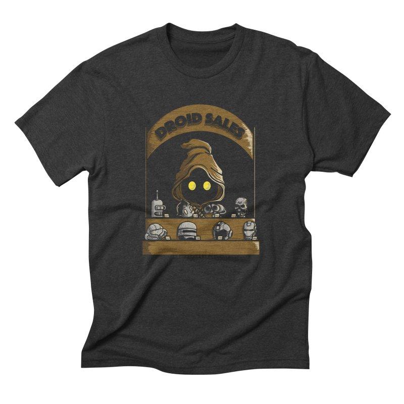 Droid sales Men's Triblend T-shirt by Donnie's Artist Shop