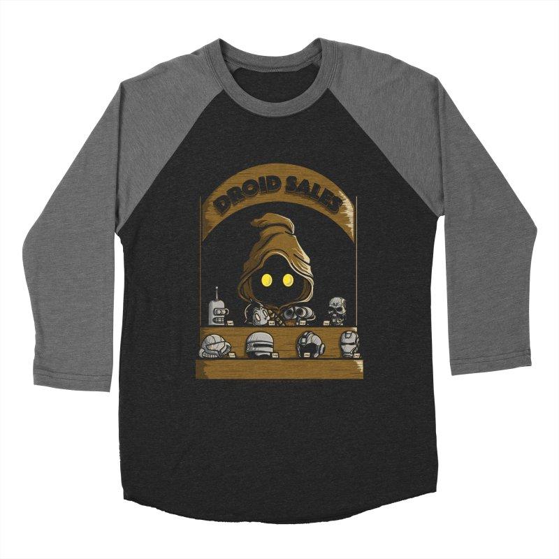 Droid sales Men's Baseball Triblend T-Shirt by Donnie's Artist Shop