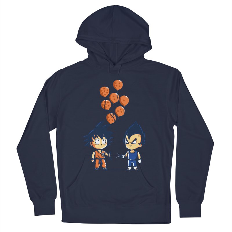 Crystal Balloons Women's Pullover Hoody by Donnie's Artist Shop