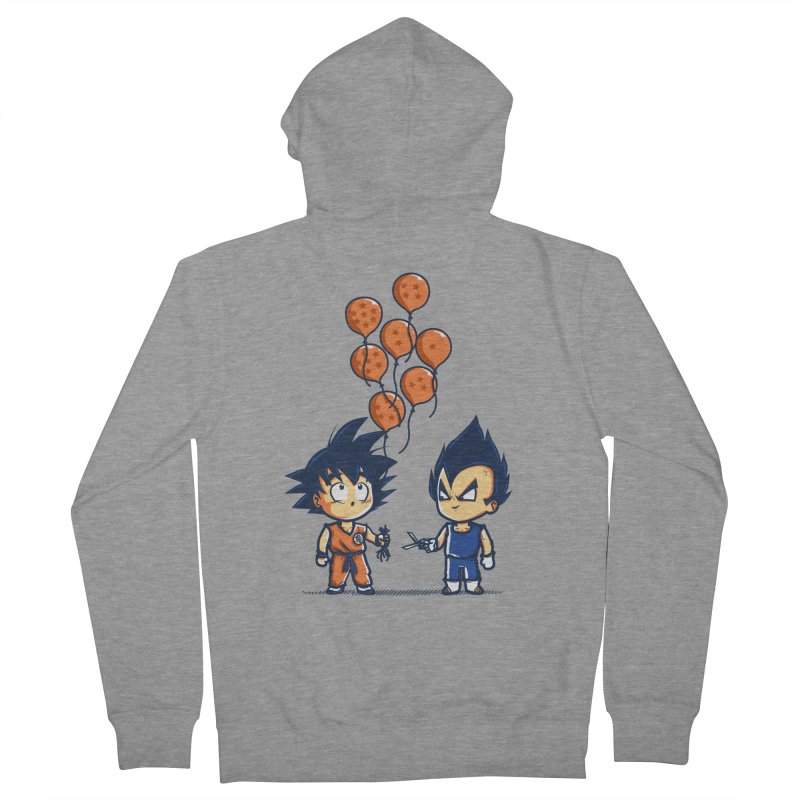 Crystal Balloons Women's Zip-Up Hoody by Donnie's Artist Shop