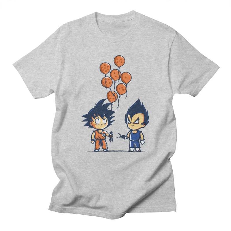 Crystal Balloons Men's T-shirt by Donnie's Artist Shop