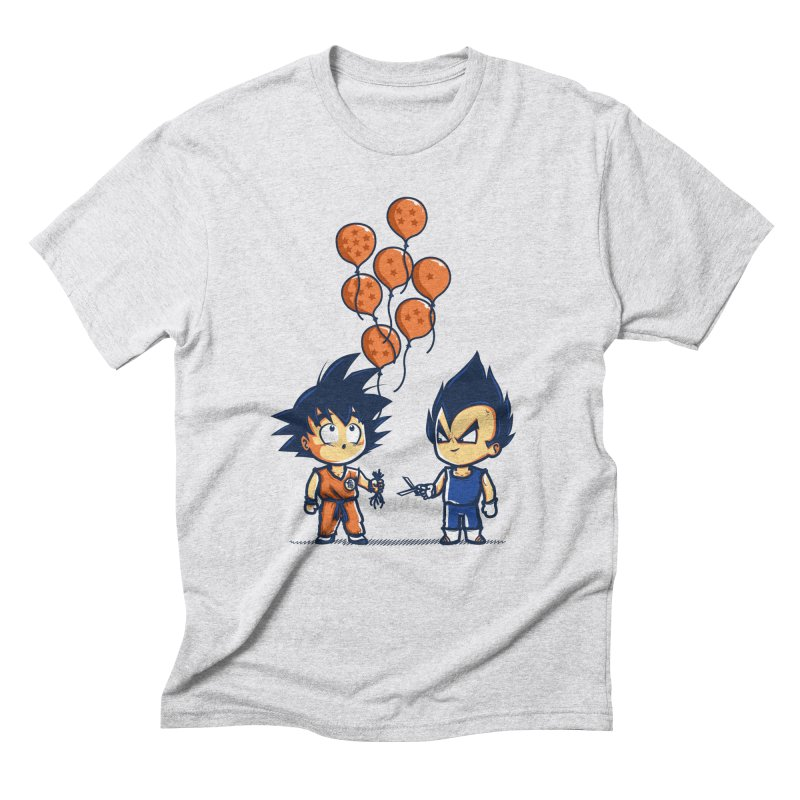 Crystal Balloons Men's Triblend T-shirt by Donnie's Artist Shop