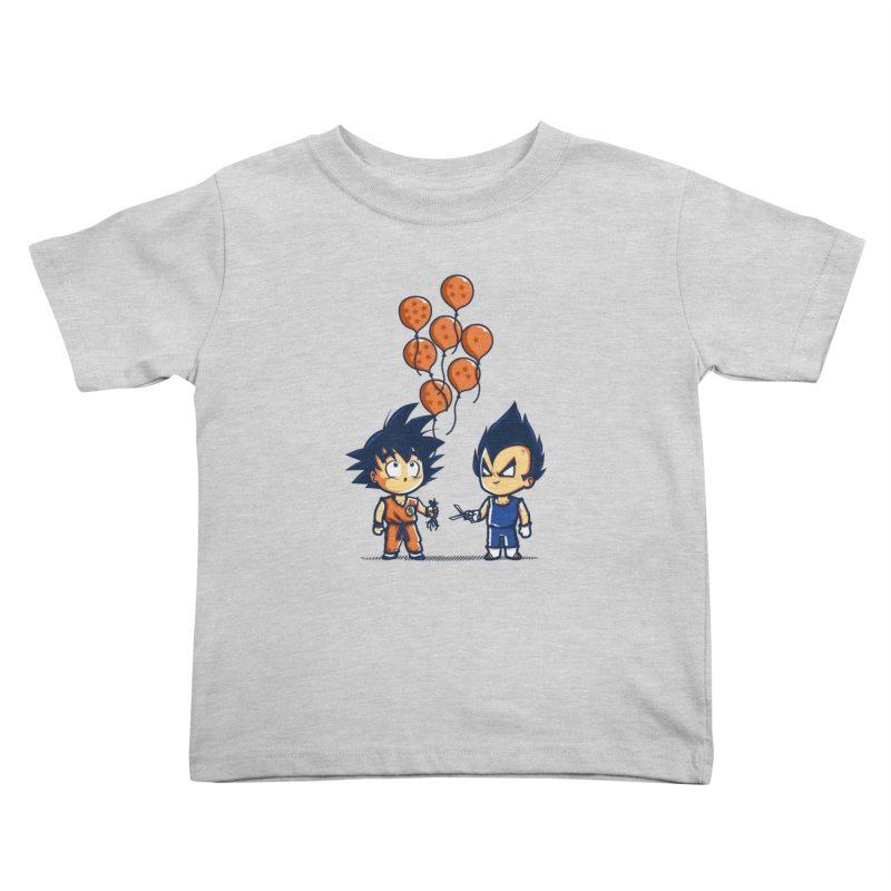 Crystal Balloons Kids Toddler T-Shirt by Donnie's Artist Shop