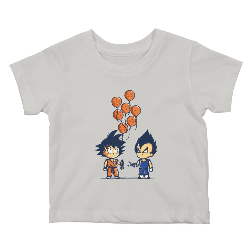 Crystal Balloons Kids Baby T-Shirt by Donnie's Artist Shop