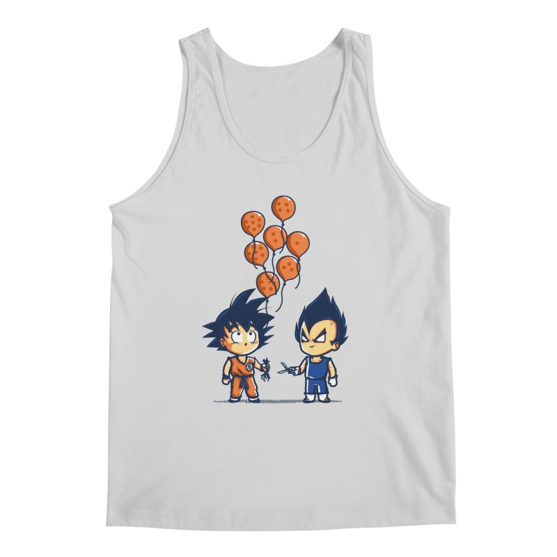 Crystal Balloons Men's Tank by Donnie's Artist Shop