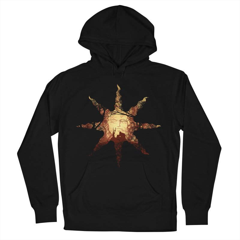 Praise the Sun Women's Pullover Hoody by Donnie's Artist Shop