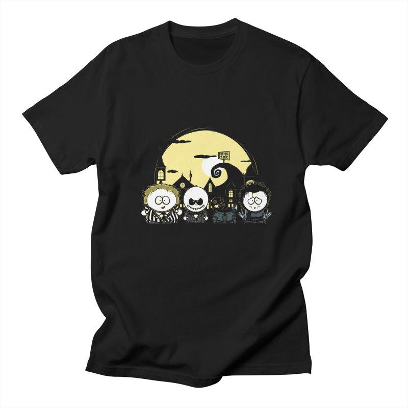 Burton Park Men's T-Shirt by Donnie's Artist Shop