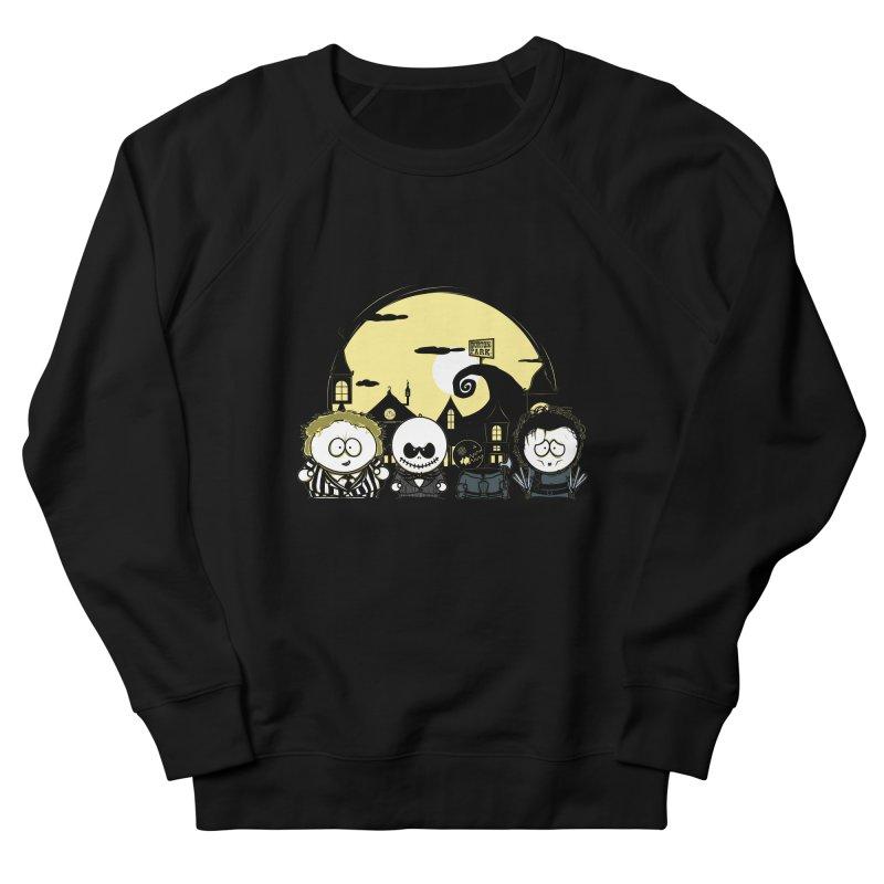 Burton Park Men's Sweatshirt by Donnie's Artist Shop