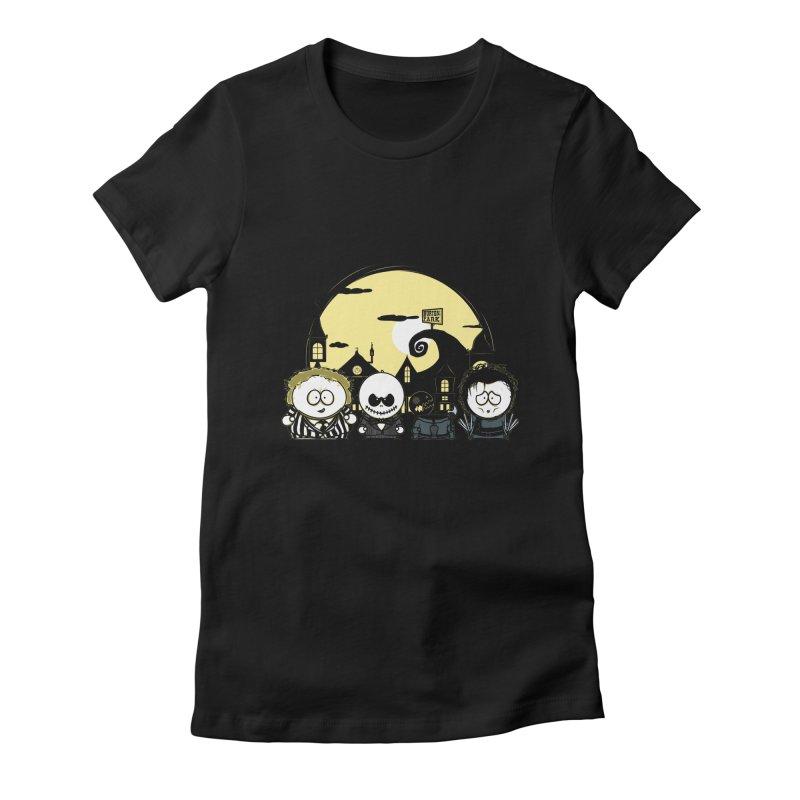 Burton Park Women's T-Shirt by Donnie's Artist Shop