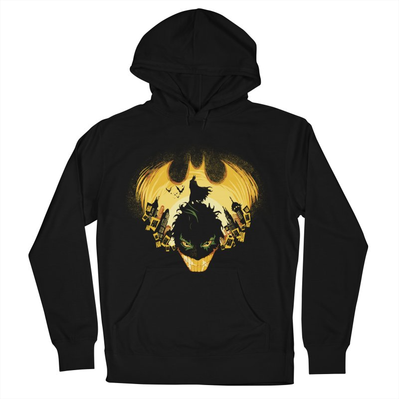 The Dark Knightmare Women's Pullover Hoody by Donnie's Artist Shop