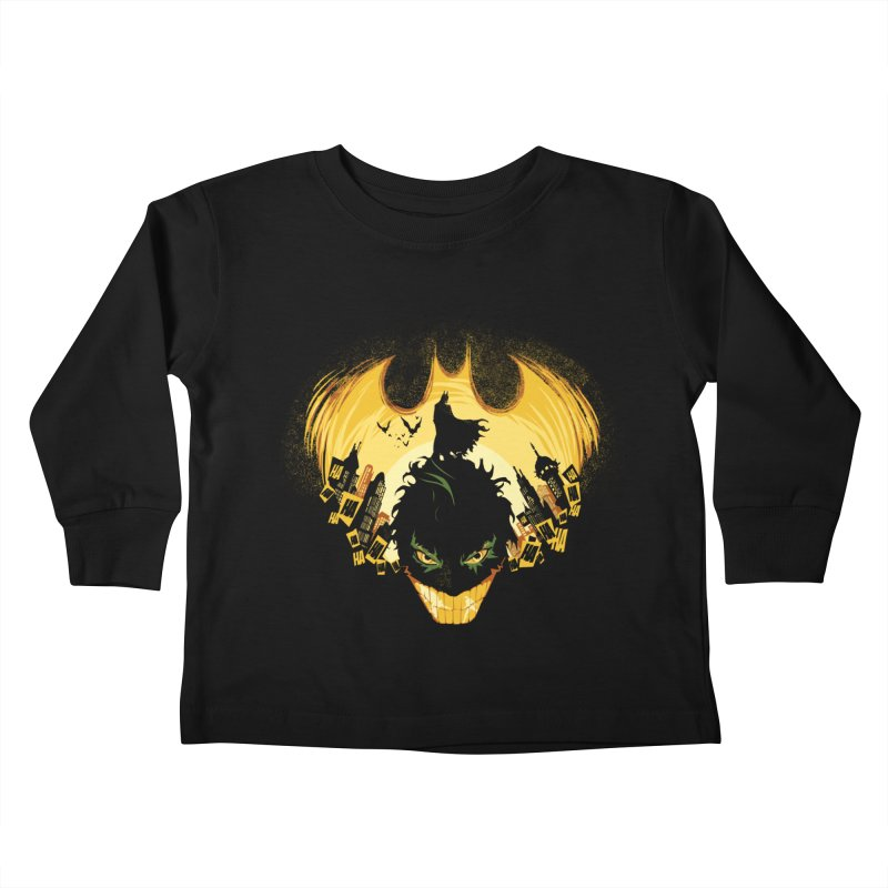 The Dark Knightmare   by Donnie's Artist Shop