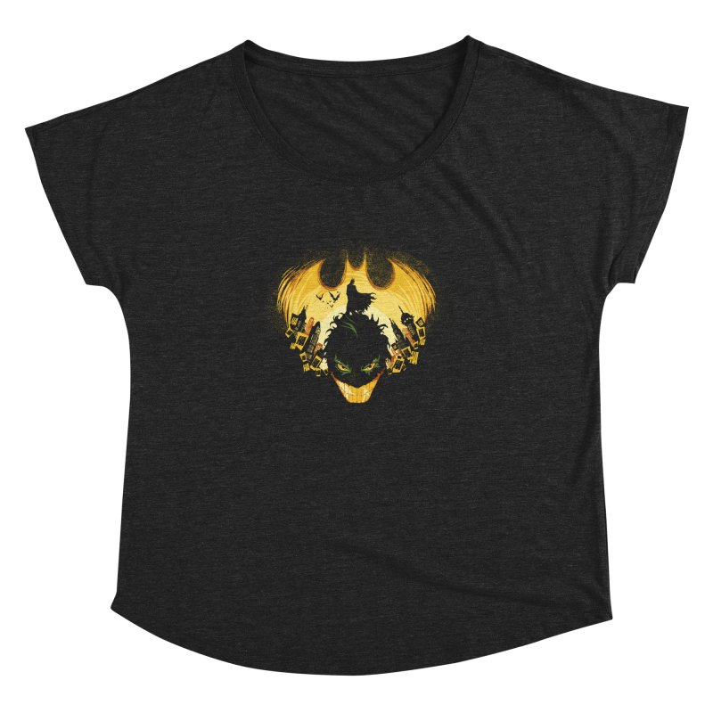 The Dark Knightmare Women's Dolman by Donnie's Artist Shop