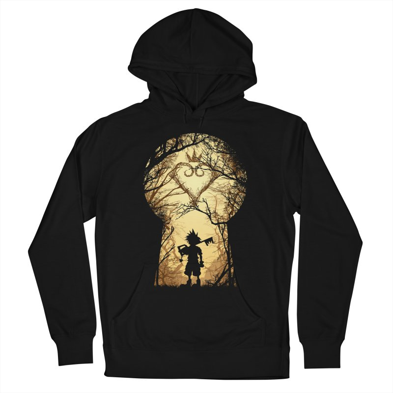 My Kingdom Women's Pullover Hoody by Donnie's Artist Shop