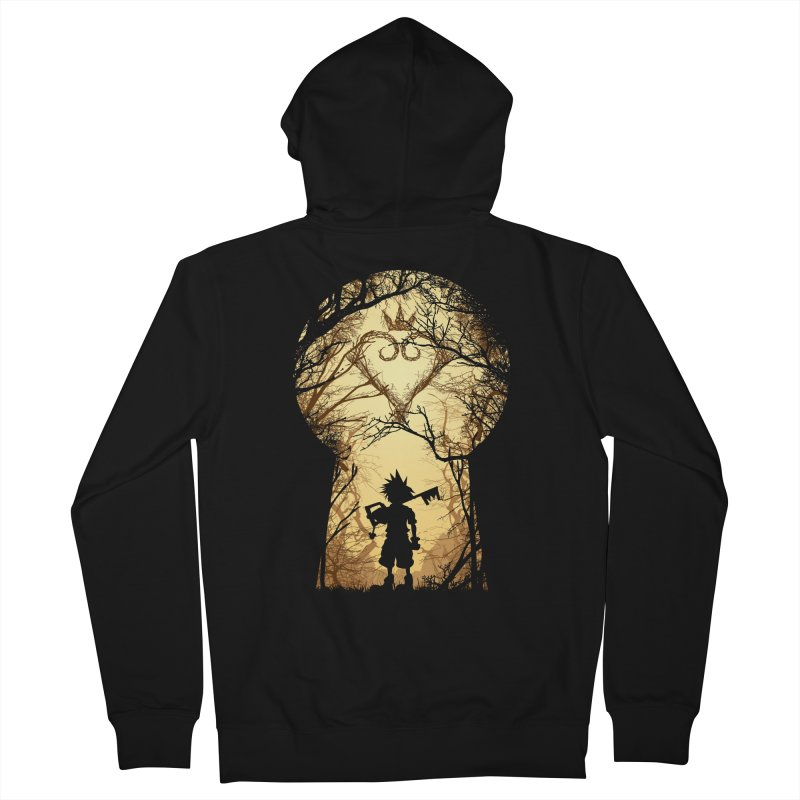My Kingdom Women's Zip-Up Hoody by Donnie's Artist Shop