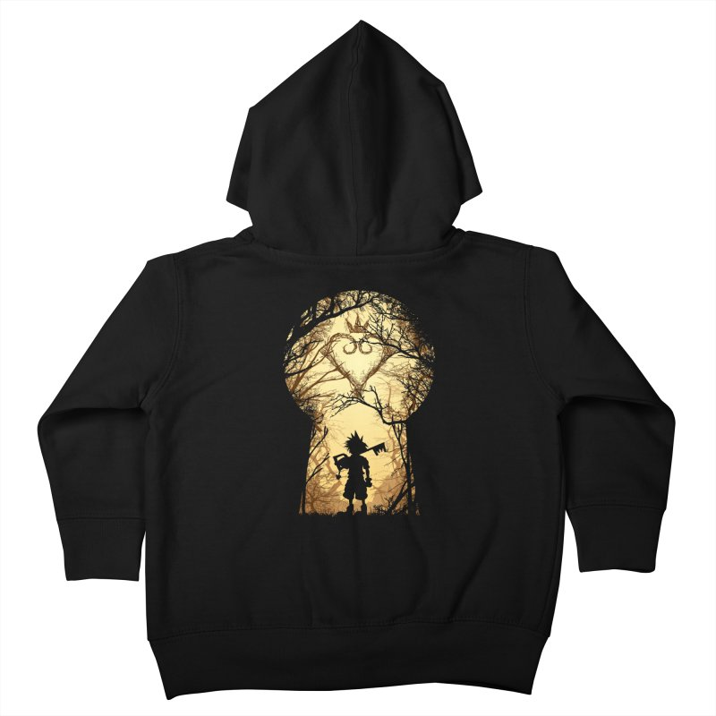 My Kingdom Kids Toddler Zip-Up Hoody by Donnie's Artist Shop