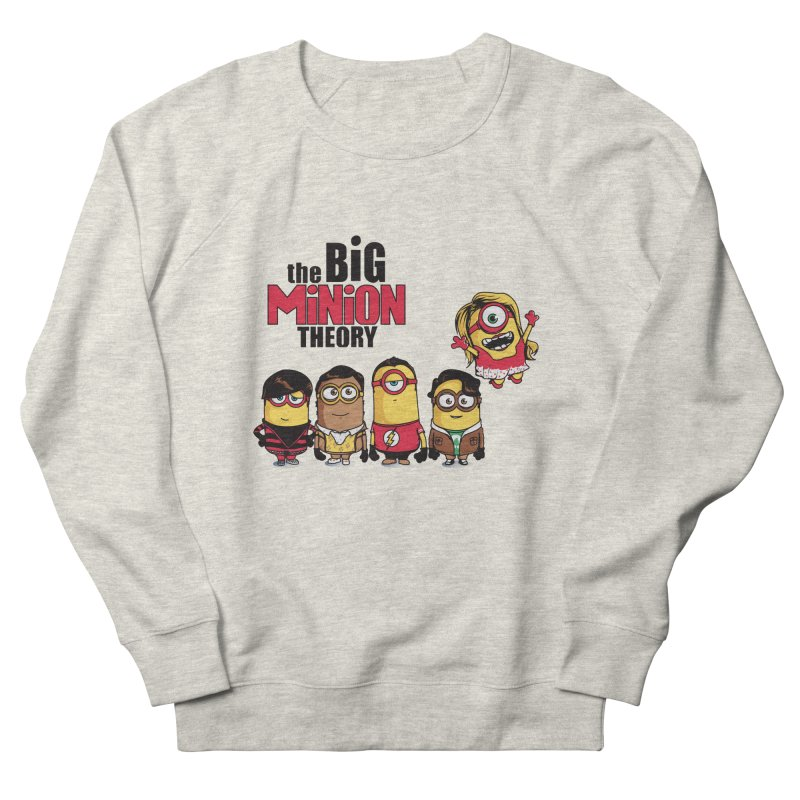 The Big Minion Theory   by Donnie's Artist Shop