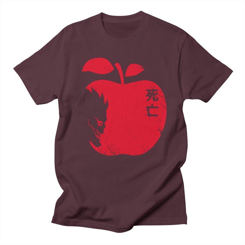 Apple of the Death Men's T-Shirt by Donnie's Artist Shop