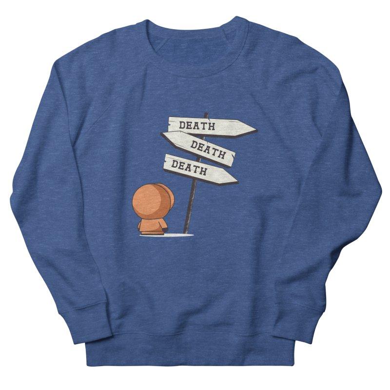 Deathtiny Men's Sweatshirt by Donnie's Artist Shop