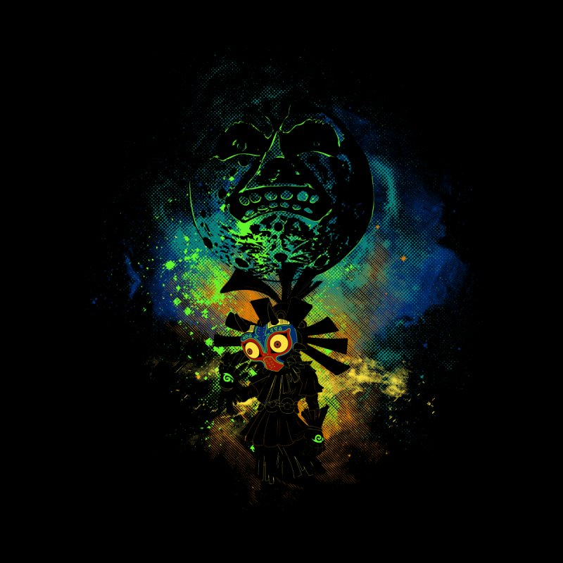 Majora's Mask by Donnie's Artist Shop