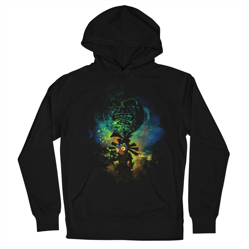Majora's Mask Men's Pullover Hoody by Donnie's Artist Shop