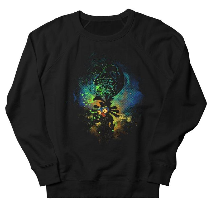 Majora's Mask Men's Sweatshirt by Donnie's Artist Shop