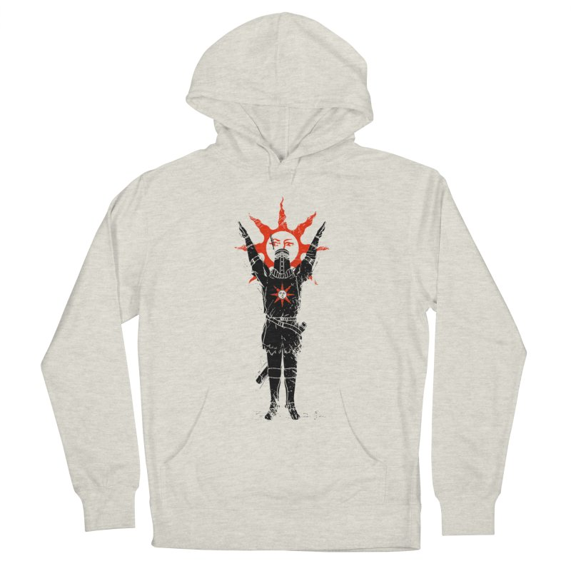 Traditional Solarius Women's Pullover Hoody by Donnie's Artist Shop