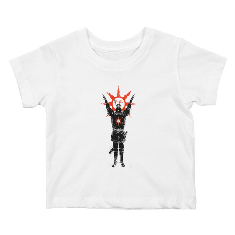 Traditional Solarius Kids Baby T-Shirt by Donnie's Artist Shop