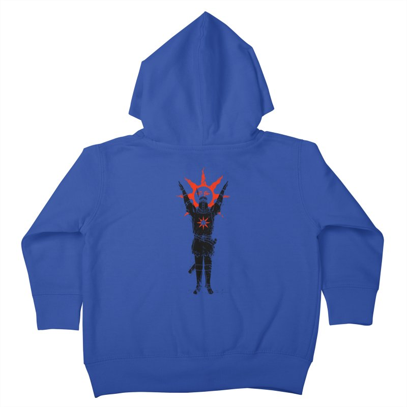 Traditional Solarius Kids Toddler Zip-Up Hoody by Donnie's Artist Shop