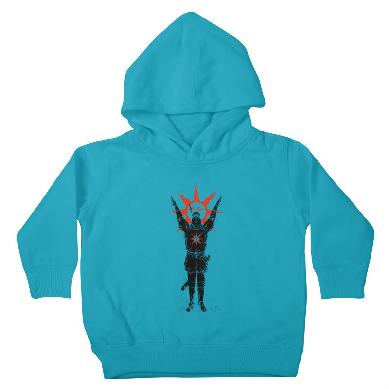 Traditional Solarius Kids Toddler Pullover Hoody by Donnie's Artist Shop