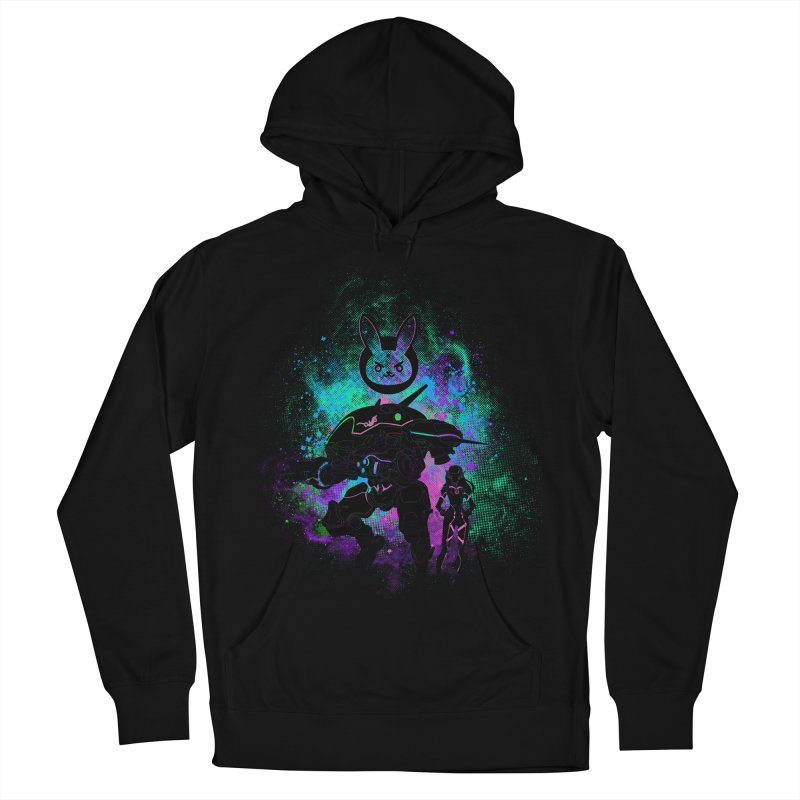 Nerf this Art Women's French Terry Pullover Hoody by Donnie's Artist Shop