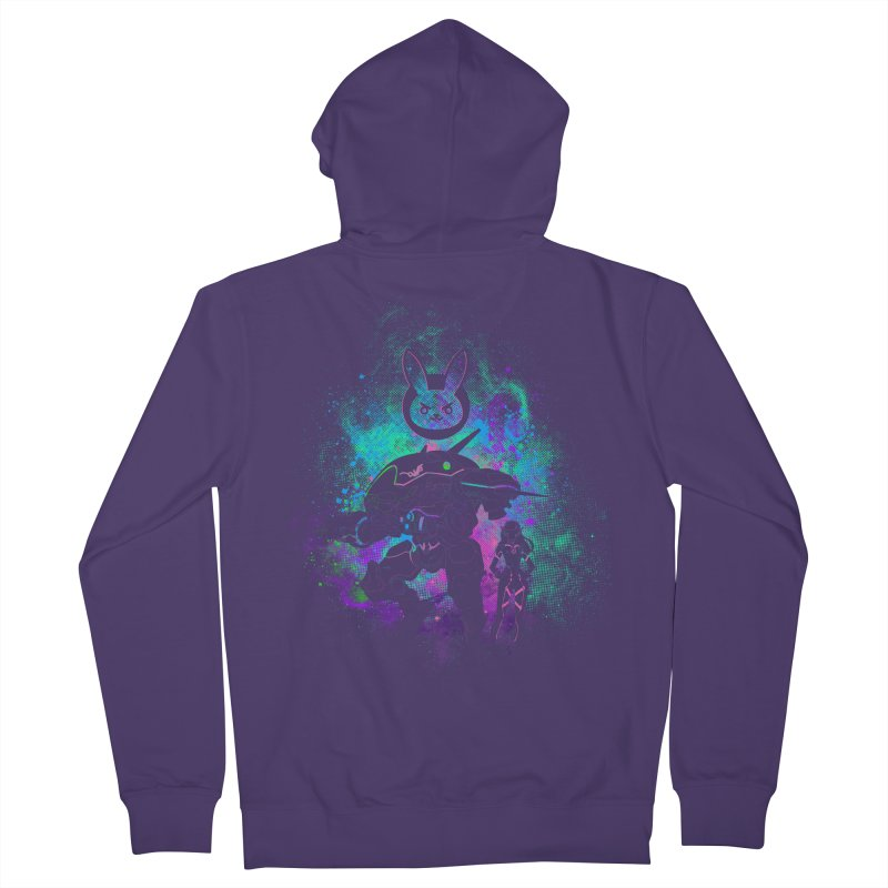 Nerf this Art Women's Zip-Up Hoody by Donnie's Artist Shop