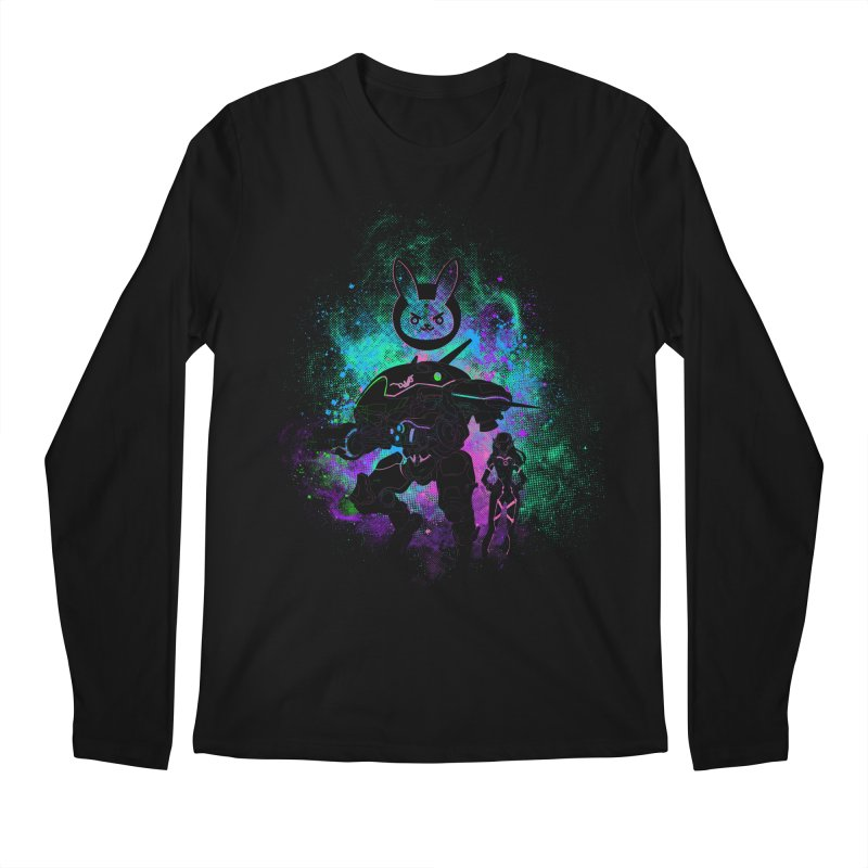 Nerf this Art Men's Regular Longsleeve T-Shirt by Donnie's Artist Shop