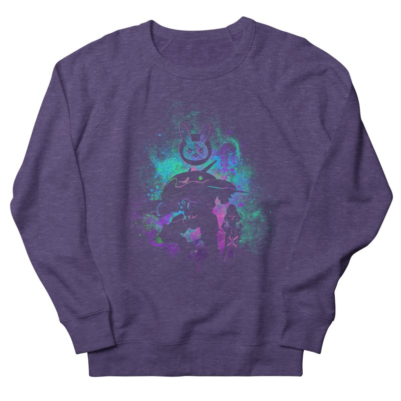 Nerf this Art Men's French Terry Sweatshirt by Donnie's Artist Shop