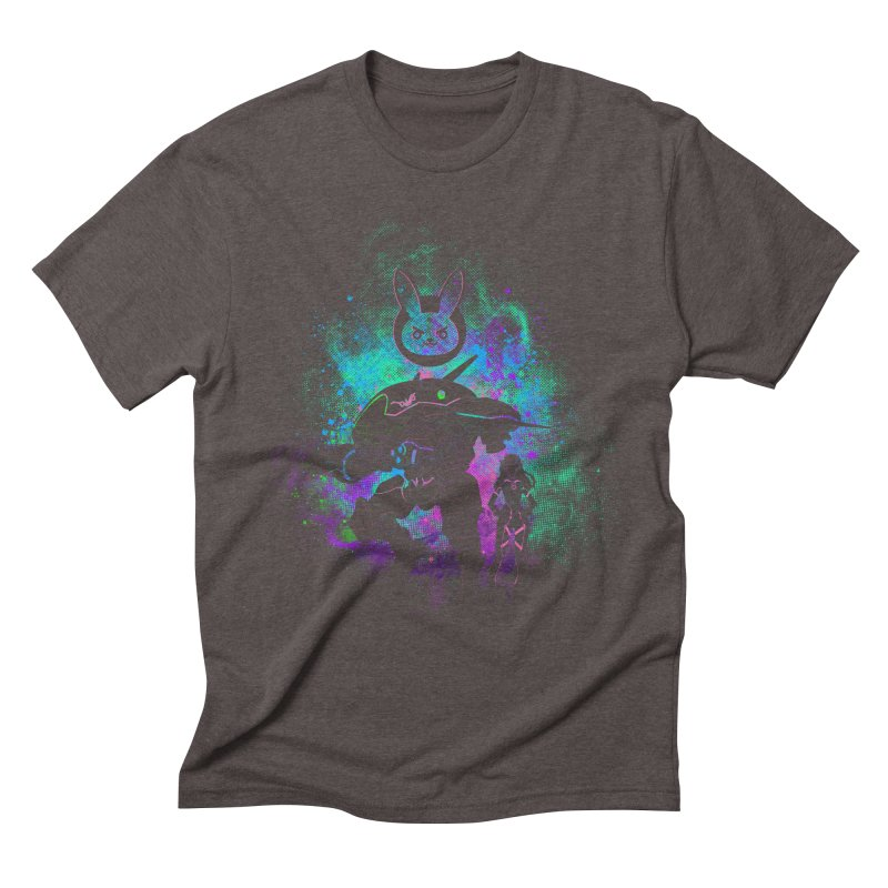 Nerf this Art Men's Triblend T-Shirt by Donnie's Artist Shop