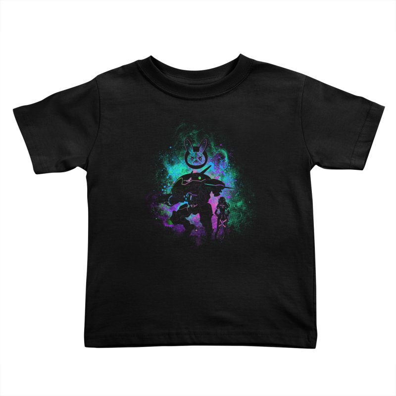 Nerf this Art Kids Toddler T-Shirt by Donnie's Artist Shop