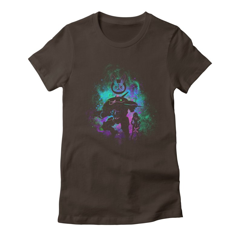 Nerf this Art Women's Fitted T-Shirt by Donnie's Artist Shop