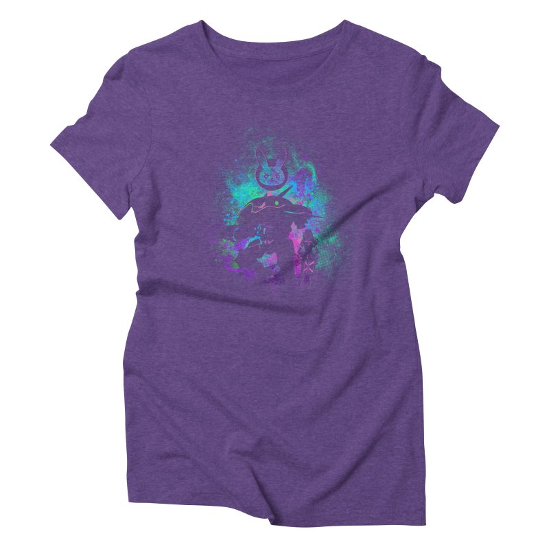 Nerf this Art Women's Triblend T-Shirt by Donnie's Artist Shop