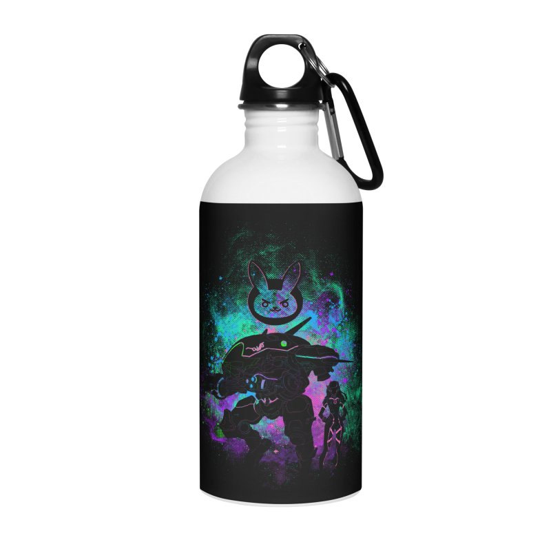 Nerf this Art Accessories Water Bottle by Donnie's Artist Shop