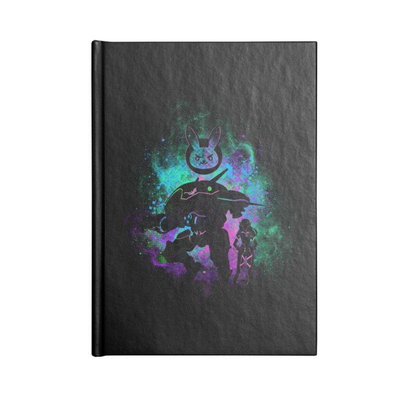 Nerf this Art Accessories Notebook by Donnie's Artist Shop