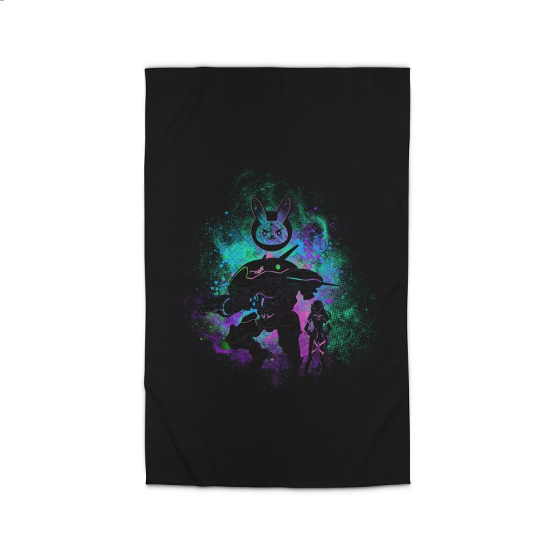 Nerf this Art Home Rug by Donnie's Artist Shop