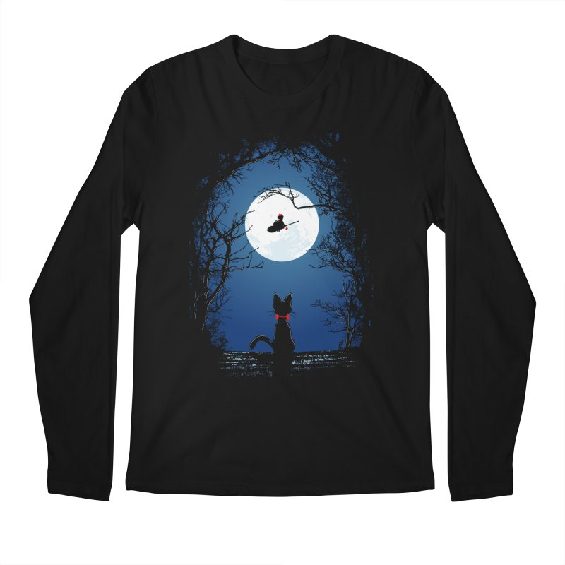 Fly with your spirit Men's Regular Longsleeve T-Shirt by Donnie's Artist Shop