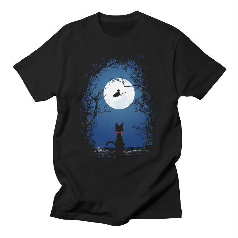 Fly with your spirit Men's Regular T-Shirt by Donnie's Artist Shop
