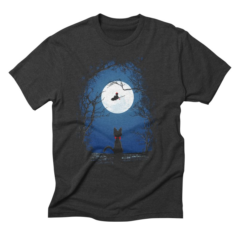 Fly with your spirit Men's Triblend T-Shirt by Donnie's Artist Shop