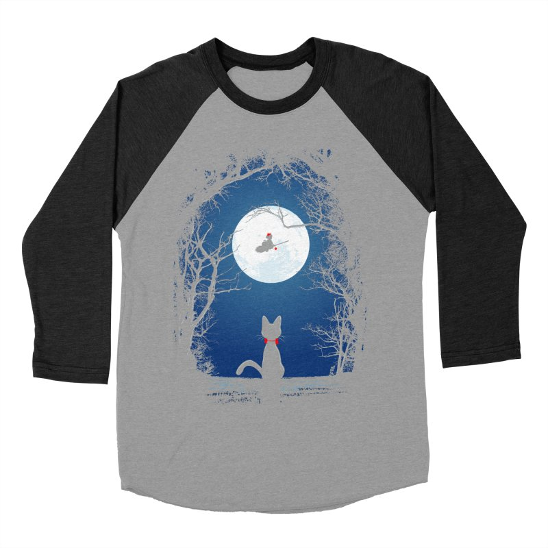 Fly with your spirit Women's Baseball Triblend Longsleeve T-Shirt by Donnie's Artist Shop