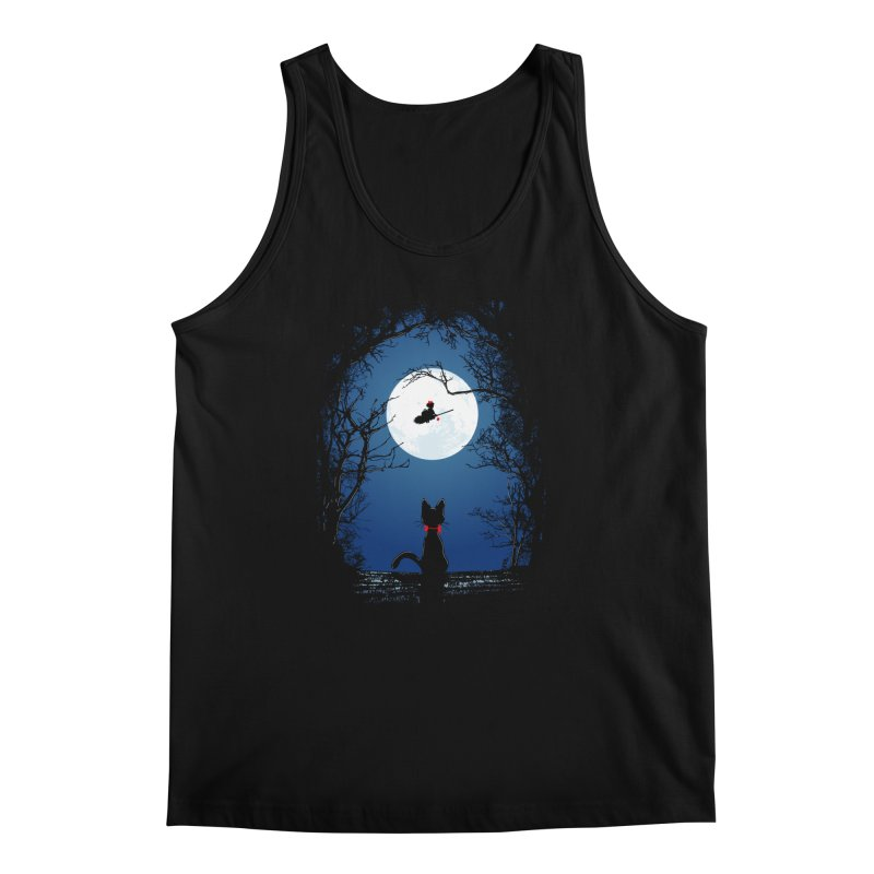 Fly with your spirit Men's Tank by Donnie's Artist Shop